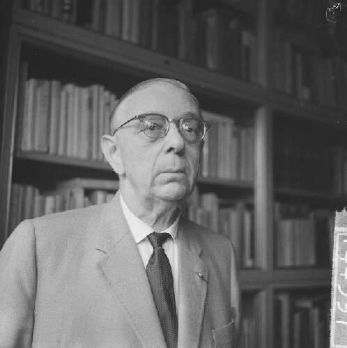 Dr. Victor E. van Vriesland 27 oktober a.s. 70 jaar